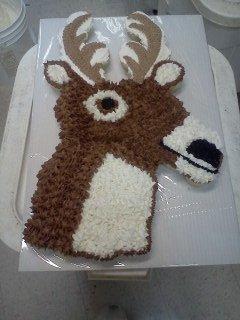 deer-cupcake-cake