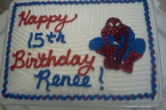 spiderman-sheet-cake