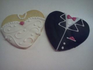 Heart Bride/Groom