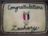 Boy Scout Logo Cake