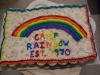 Rectangle Cupcake Cake