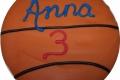 Basketball with Name & #