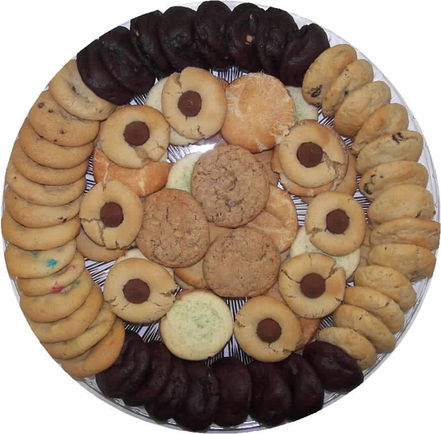 Hard Chocolate Cookies