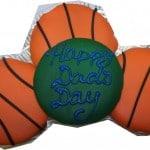 Basketball Plate